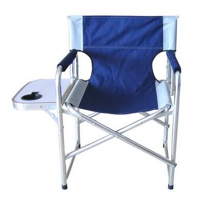 Strong Aluminum frame relaxing beach director chair