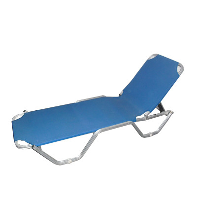 Canopy polishing tube comfortable outdoor folding bed