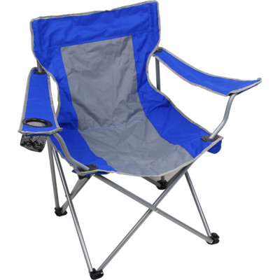 Strong steel tube armrest camping relaxing beach chairs