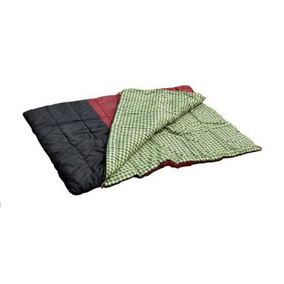 3 seasons double person camping envelope sleeping bag