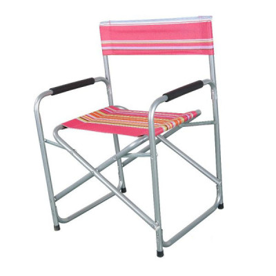 Strong Aluminum tube folding director chairs