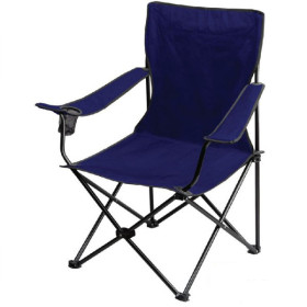 Strong steel tube traveling beach chairs
