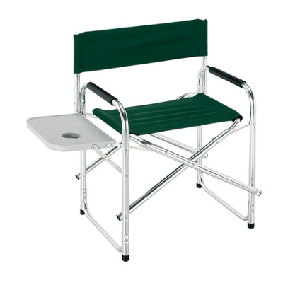 Stable Aluminum tube outdoor fishing director chair