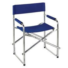 24 Aluminum tube camping director chair