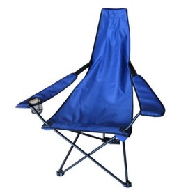 Oxford camping relaxing foldable beach chair