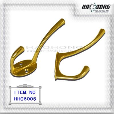 zinc alloy hat Hook