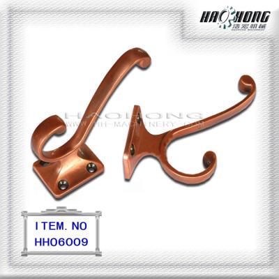 zinc alloy coat hooks