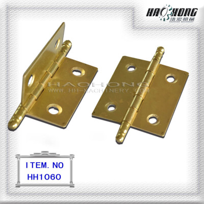 square corners ball top plain hinge