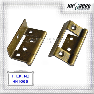 antique copper Flush Hinges