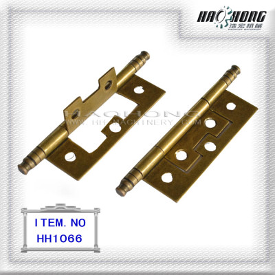 antique brass final Flush Hinges