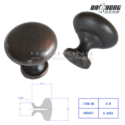 ORB cabinet knobs