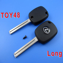 Lexus 4D Duplicable Key Toy48 (Long) with Groove