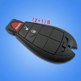 Chrysler Smart Key 433MHZ (2+1) Button