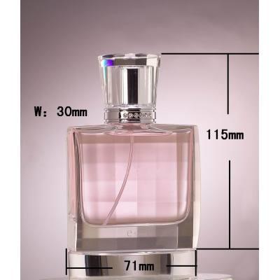 glass bottle, perfume bottle