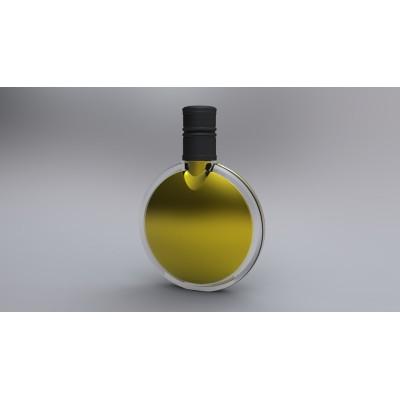 Full moon perfume bottle