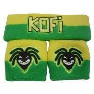 WWE Kofi Sweatband