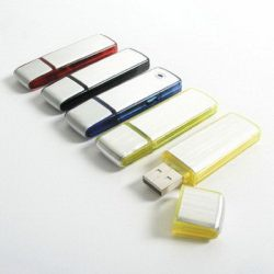 Metal OEM Gift  USB Flash Drive With Polychrome