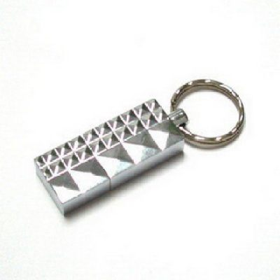 Metal Promotion Swivel Usb Flash Drive