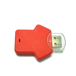 Plastic Clothes USB Flash Memory