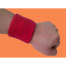 Red Cotton Sweatband
