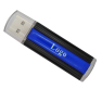 Plastic Full Capacity USB2.0 USB Flash Drive