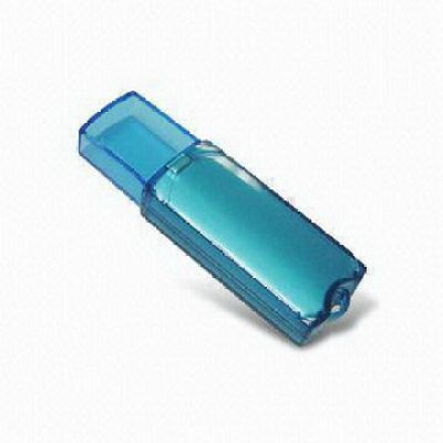 Plastic Customized Swivel USB Flash Drive With Your Company LOGO