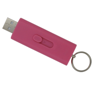 Plastic  Case USB Flash Drives