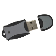 PVC Swivel PVC 4g usb flash drive