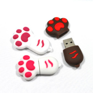 PVC Plastic swivel USB Flash Drive Low Price From Factory
