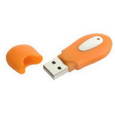 Plastic  Swivel Color USB Flash Drive