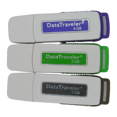 Plastic  New Design Plastic USB Flash Drive 2012