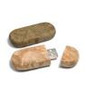 Wood Stone Shape USB Flash Drive