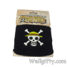 Embroidered Cotton Sweatband