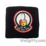Woven Patch Custom Sweatband
