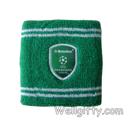 Silk Print Patch Sweatband
