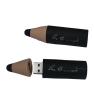 Silicone  Pen Shape 4GB OEM USB Flash Drive