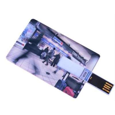 Card  Promotional  Credit Card USB Flash Drive