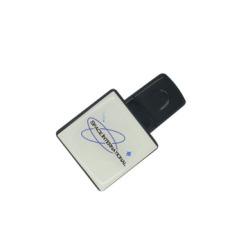 Plastic  Square Shape USB Flash Drive
