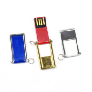 Mini OEM Hot Sale Swivel USB Flash Drives