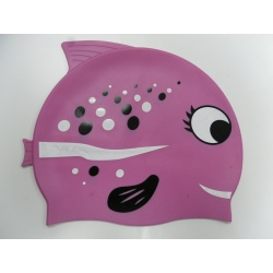 fish swimming cap
