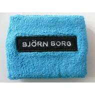 Woven label sweatband