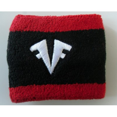 Embroidery Logo Zipper  Sweatband