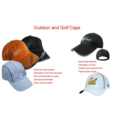 Outdoor and Golf Cap