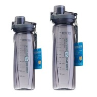Eco-friendly Tritan Plastic Water Bottle With Attractive Design Comply