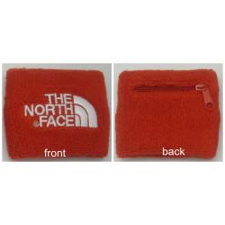 Terry Zipper Sweatband Wallet