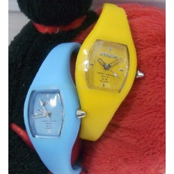 Colorful And Popular Silicon Watch