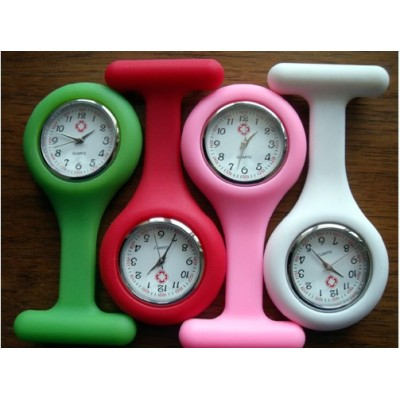 Popular Design Silicone Nurse Watch