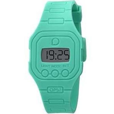 Thin Digital Silicone Watch