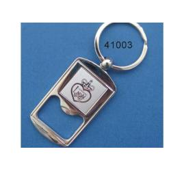 Keyring Beer Bottle Opener