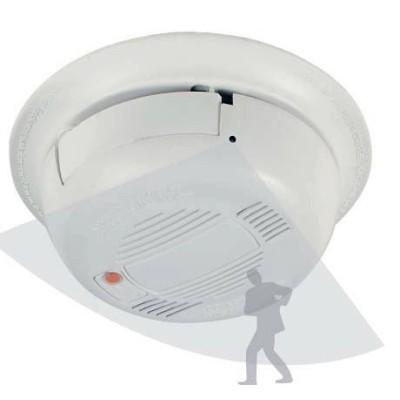 Smoke Detector Color Camera